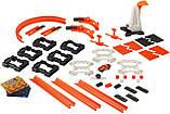 Трек Hot Wheels Ударная Волна серии Track Builder от Track Builder Construction Crash Kit, фото 4