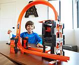 Трек Hot Wheels Ударная Волна серии Track Builder от Track Builder Construction Crash Kit, фото 8