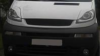 Реснички на фары Рено Трафик (Renault Trafic)  /комплект