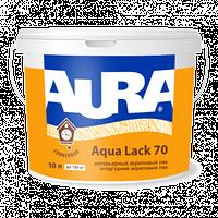 Aura Aqua Lack 70 Интерьерный акриловый лак 10 л
