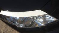 Реснички на Пежо Эксперт (Peugeot Expert) 2007+ /комплект
