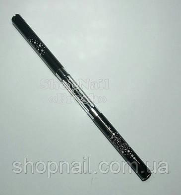 Кисть двухсторонняя для геля и LINER №6, 10 мм, фото 2