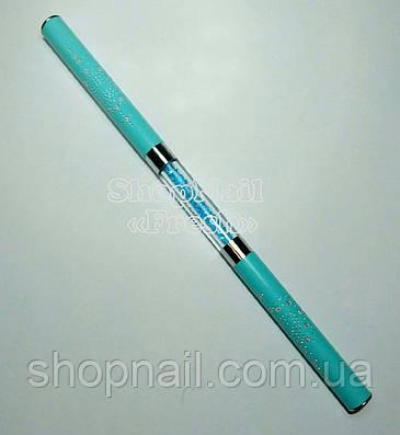 Кисть двухсторонняя для геля и LINER №8, 11 мм, фото 2