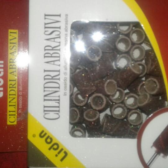 Насадки наждаки для фрезера 10 шт
