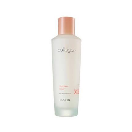 Питательный тонер с коллагеном для повышения эластичности кожи IT'S SKIN Collagen Nutrition Toner, 150 мл, фото 2