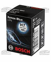Лампа галогенная Bosch H7 12V 55W PX26d Xenon blue