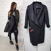Женское пальто шерсть