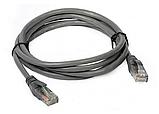 Patch cable кабель UTP CAT 5E 3.0 м сетевой кабель, патч-корды, витая пара, фото 2