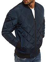 Мужская куртка осенняя на синтепоне