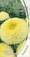 Насіння Квіти Айстра Сяйво 0,3 г 210400 Насіння України, фото 2
