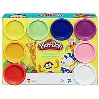 Набор пластилина из 8 мини-баночек, Play - Doh