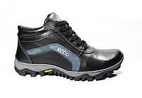 Ботинки ECCO Comfort зима, кожа