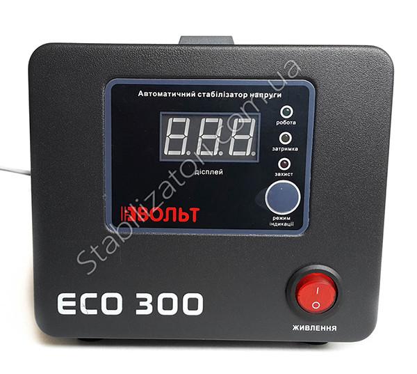 Вольт ЕСО 300 - Лучший стабилизатор для Котла насоса Стабілізатор напруги для газового котла