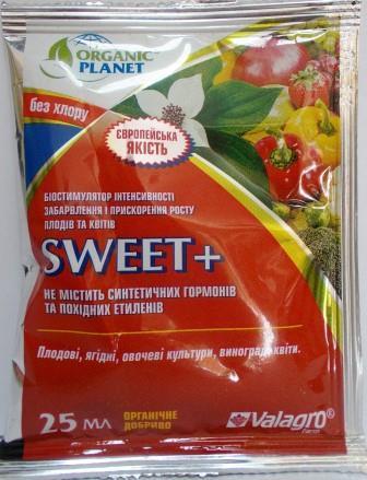 Добриво Sweet+ (Світ+) 25мл