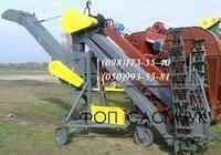ВВ продаже ЗМ-60 У-зернометатель (зернопогрузчик)