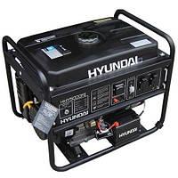 Бензогенератор Hyundai HHY 5000F
