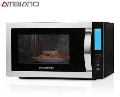 Микроволновая печь Quigg 4in1 / Ambiano Профессиональная нержавеющая сталь 4 в 1 (MD 17500)