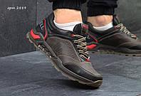 Мужские кожаные кроссовки спортивные Merrell
