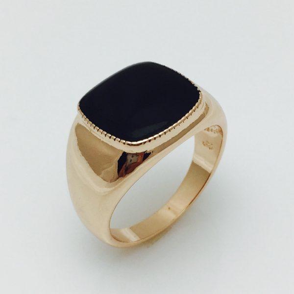 Мужской перстень Джошуа, размер 19, 20, 21, 22, 23 ювелирная бижутерия