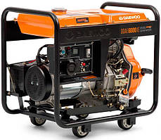 DAEWOO бензиновые и дизельные генераторы напряжения