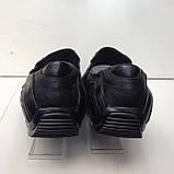 Р. 47 Мужские кожаные туфли/мокасины (большой размер), фото 9