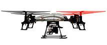 Квадрокоптер р/у 2.4ГГц WL Toys V979 Spray водяная пушка, фото 2