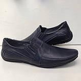 Р 46. Чоловічі шкіряні туфлі (великого розміру) р 46, фото 3
