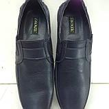 Р 46. Чоловічі шкіряні туфлі (великого розміру) р 46, фото 7