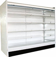 Холодильная горка ВХСд-3,75 Полюс  (выносной холод)
