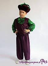 Буряк (свекла), карнавальный костюм (код 86/3)