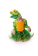 Детский костюм Царевна Лягушка, рост 110-125 см