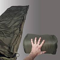 Спальный мешок одеяло зимний. +15 / -27 °C