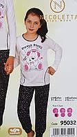 Пижама подростковая трикотаж Турция