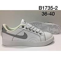 Кроссовки подросток Nike Air Sky High Jordan лицензия оптом (36-40)