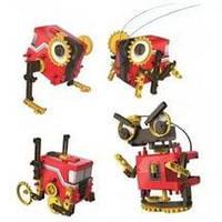 Конструктор на батарейках«Робот 4 в 1»CIC 21-891