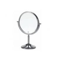 Зеркало Eurostil двойное металлическое d.16.5
