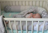 Комплекты в детскую кроватку. (Постельное,защита и т.д.)