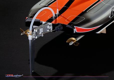 Катамаран р/у TFL Genesis 940мм двухмоторный ARTR, фото 2