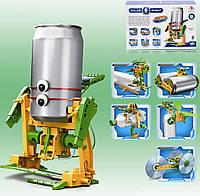 Конструктор на солнечных батареях«Робот 6 в 1»CIC 21-616