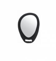Зеркало Eurostil на пенопласте черное