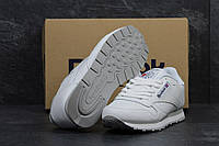 Reebok Classic кроссовки белые, мужские