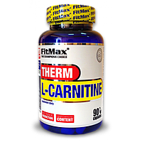 FitMax l-carnitine Therm 60 капсул (л-карнитин)