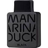Mandarina Duck Pure Black туалетная вода 100 ml. (Мандарина Дак Пурэ Блэк Мен), фото 2
