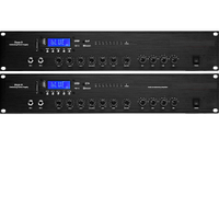 Трансляционный усилитель PADIG200W - 4zone