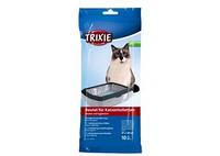 TRIXIE Пакеты для кошачьего туалета, 37x48cм, 10шт