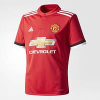Детская футболка Adidas Performance Manchester United Home (Артикул: AZ7584)