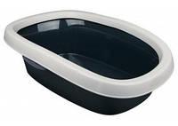 TRIXIE Carlo  Туалет для котов, светло-серый, 38х17х58см
