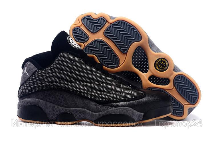 """Баскетбольные кроссовки Air Jordan 13 Retro Low """"Quai 54"""""""