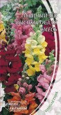 Насіння Квіти Львиный зев высокорослый 0,3г Насіння України, фото 2