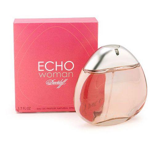 Davidoff Echo Woman парфюмированная вода 100 ml. (Давидофф Эхо Вумен)